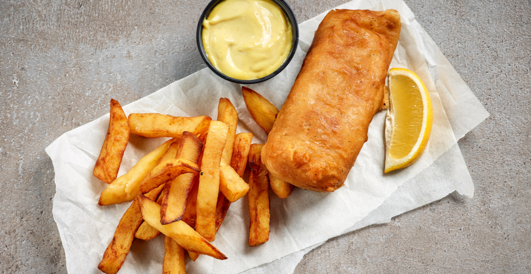 Beer Batter fish'n' chip shop opening in Toronto this summer