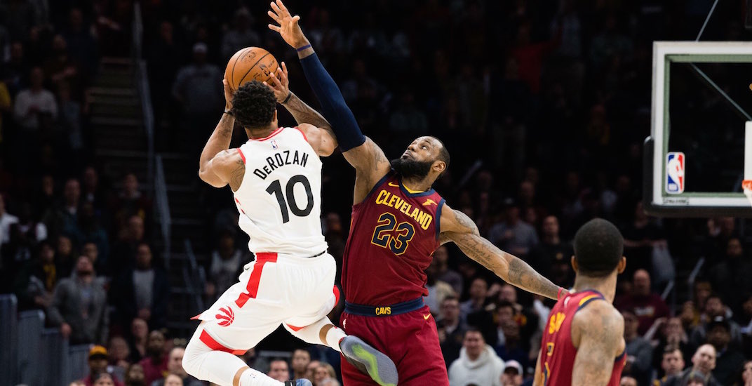 Raptors lose Game 1 in an overtime heartbreaker