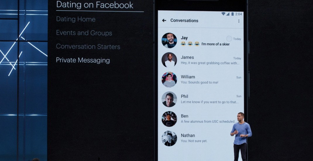 Facebook is going to release a dating profile feature soon