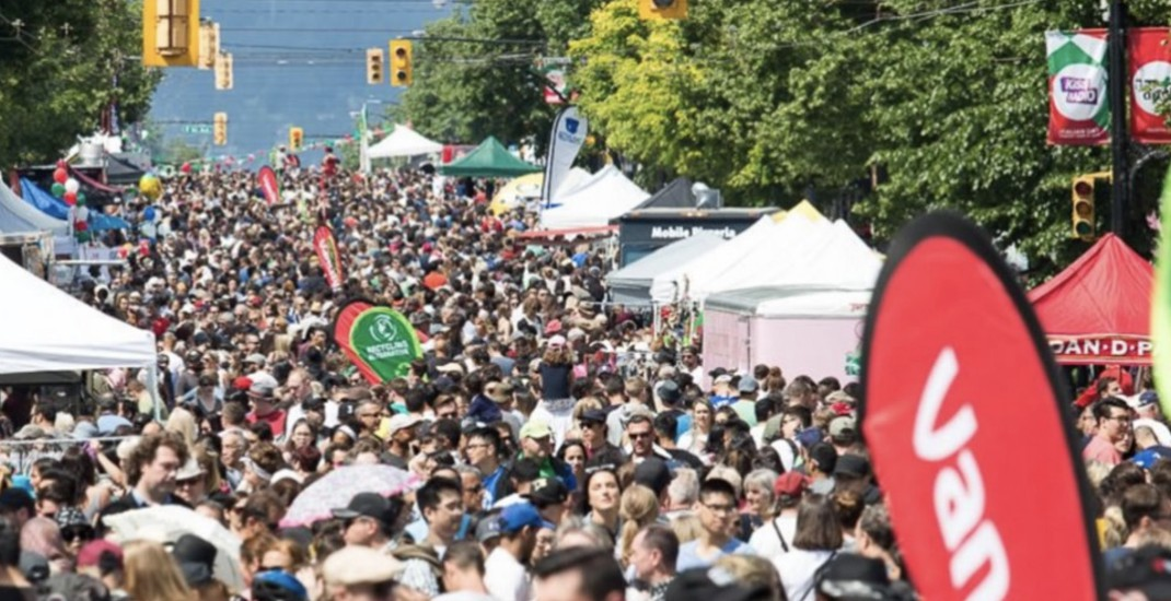 Italian Day returns to Commercial Drive this June