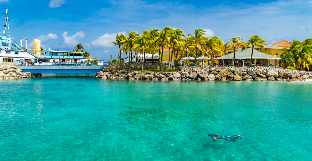 You can fly from Vancouver to this Caribbean Island for $298 return