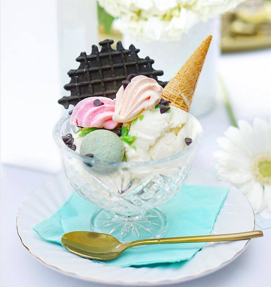 Outrageous ice cream