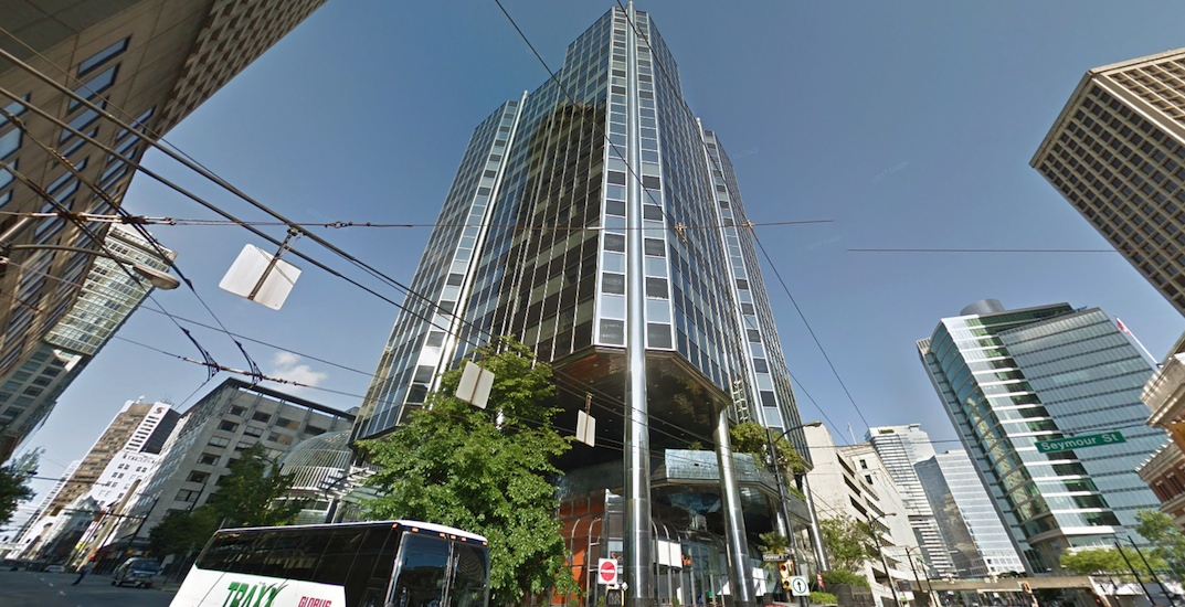 333 seymour street vancouver wework