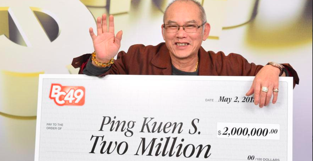 Canadian man had birthday, retired, and won the lottery on the SAME day