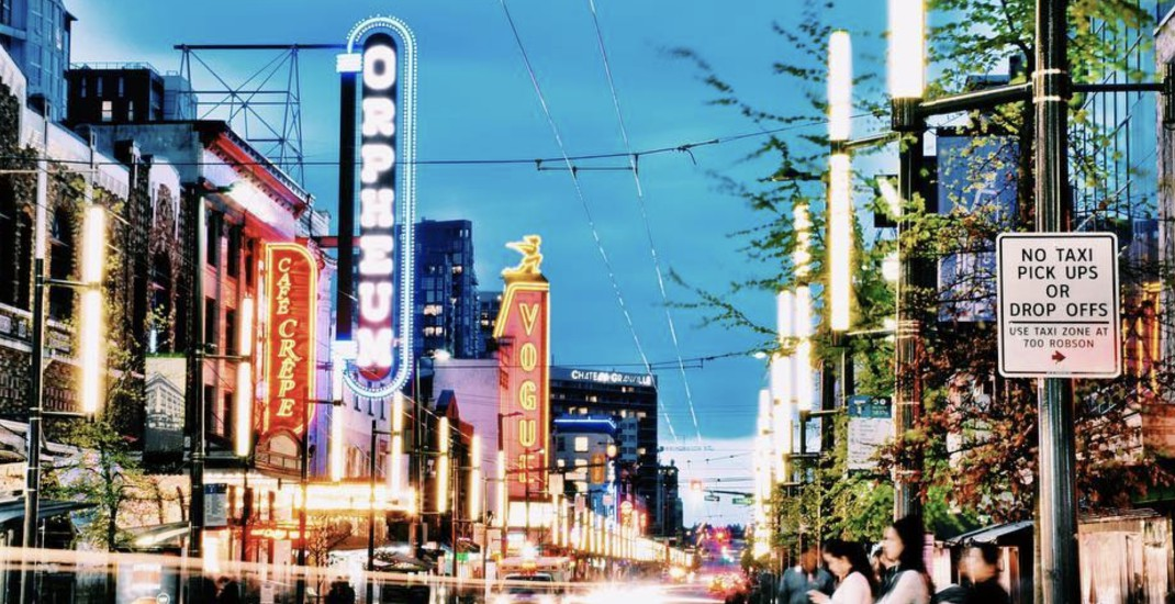 Unpaid fines for fighting on Granville Street could result in losing driver's licence