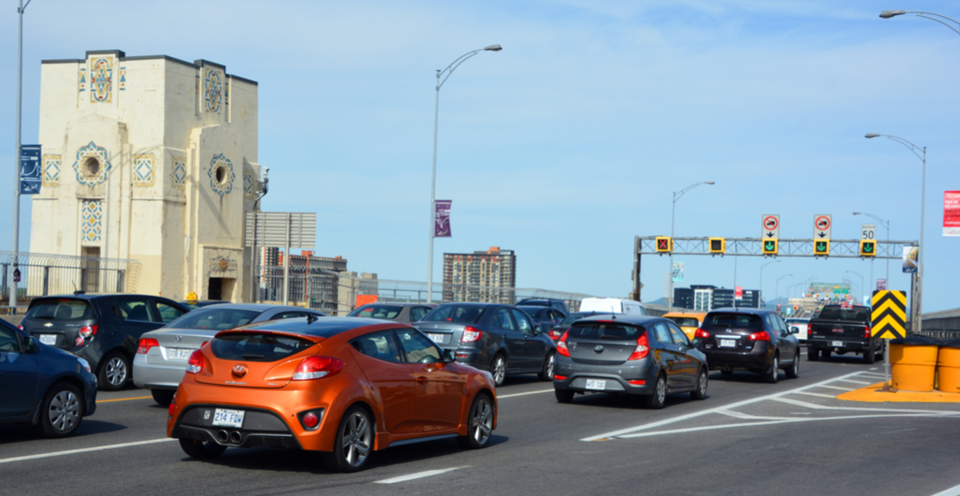 Weekend road closures in Montreal will cause major delays for drivers