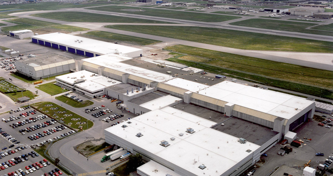 Bombardier selling Downsview property for $635 million
