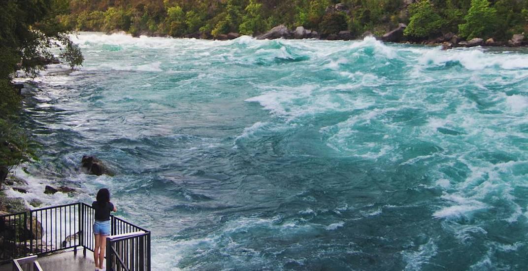 The Niagara Falls shoreline boardwalk you need to visit this summer