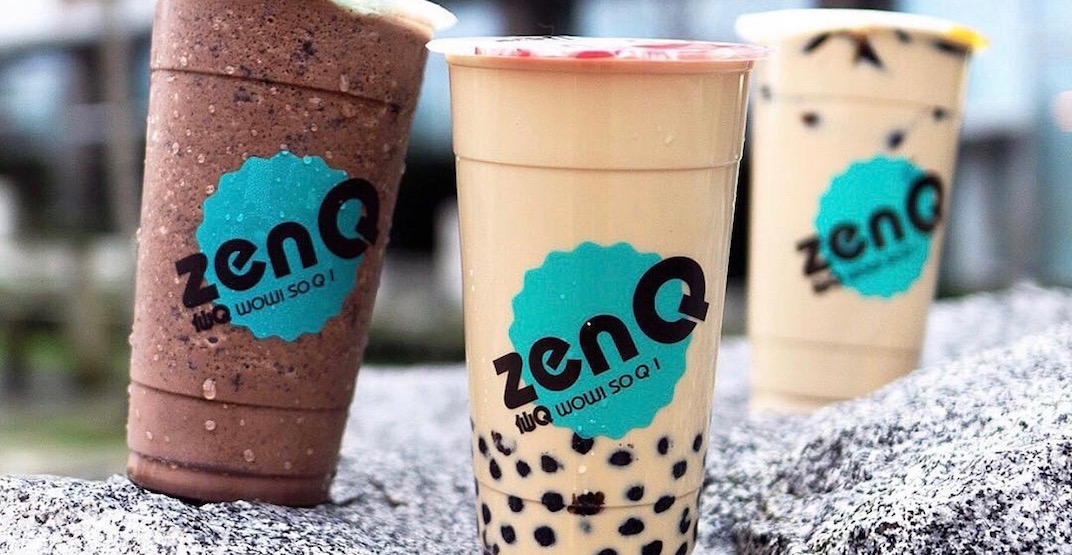 Get buy-one-get-one FREE teas at 'ZenQ's' new location July 19 and 20