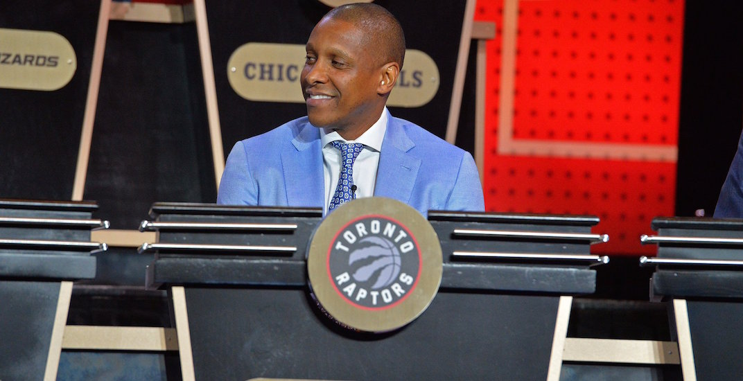Washington Wizards preparing to offer Raptors president Masai Ujiri lucrative deal: report