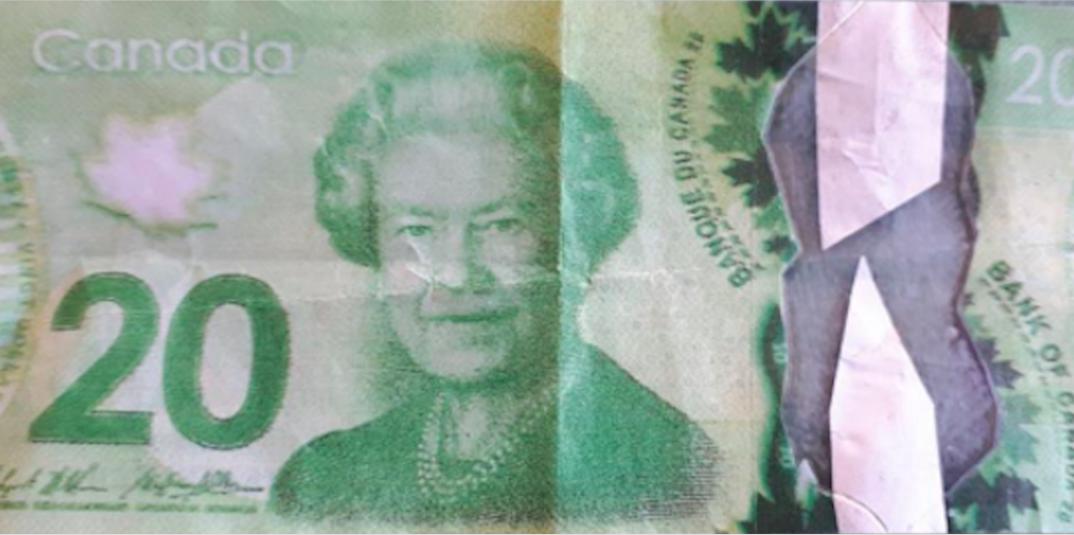 Police warn of counterfeit $20 bills circulating in Lower Mainland