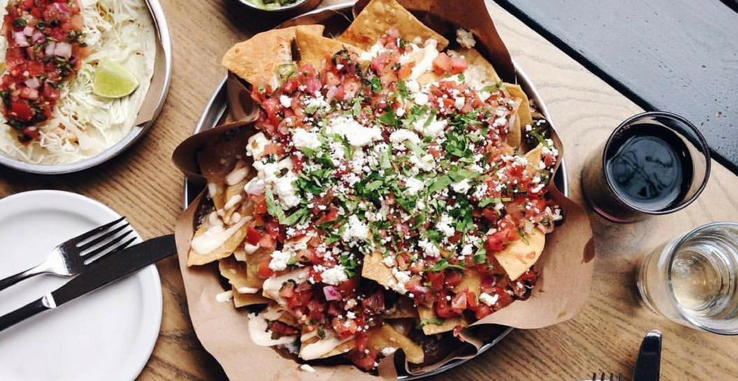 These are the best places to get nachos in Vancouver