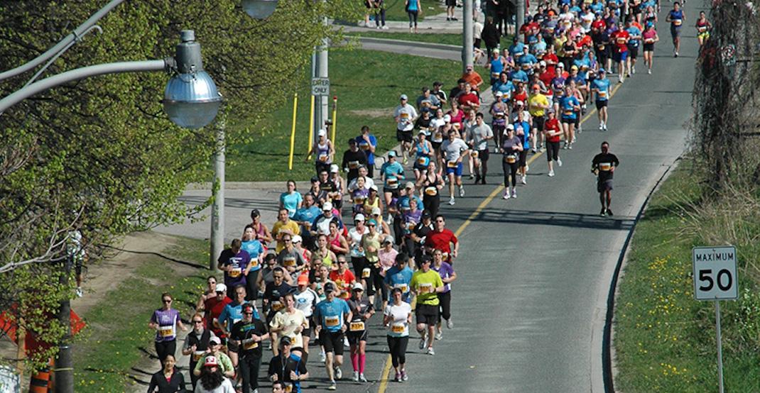 Toronto marathon 2