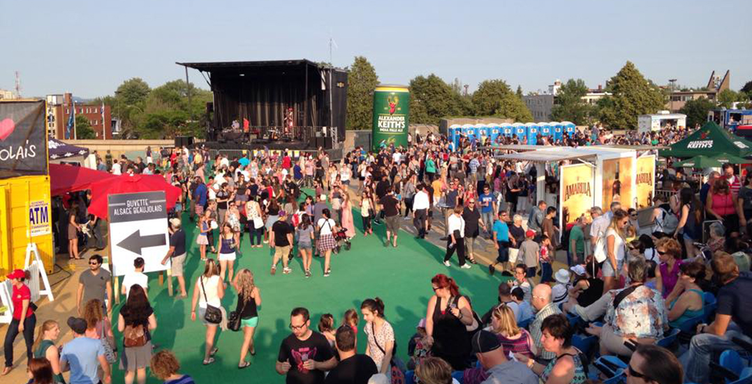 Montreal's largest food truck festival returns to Olympic Stadium today (PHOTOS)