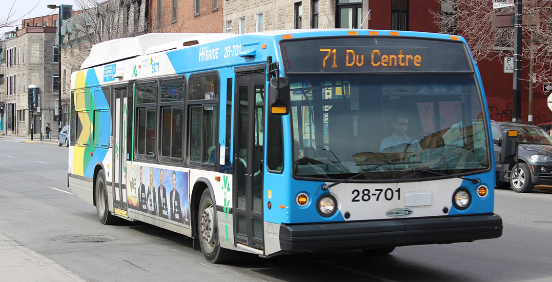 STM wants your opinion on how to redesign Montreal's bus system