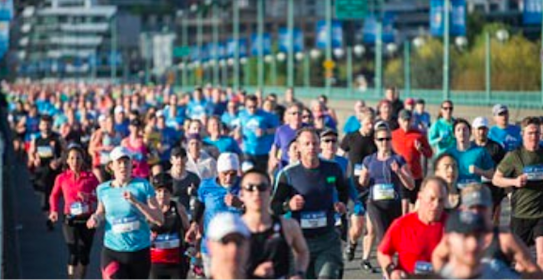 BMO Vancouver Marathon returns to the city's streets this weekend