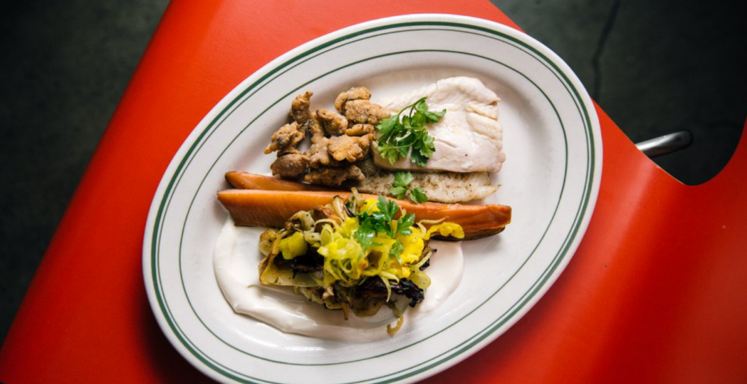 The Greasy Spoon Diner Supper Series debuts in Toronto this month