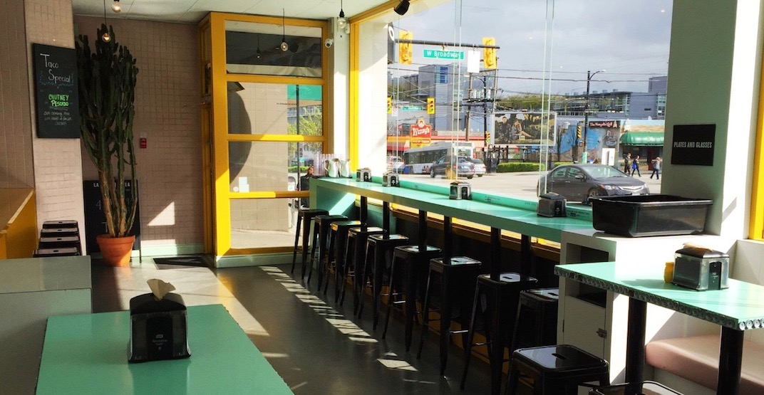 Here's where this beloved Vancouver taco shop is relocating to soon