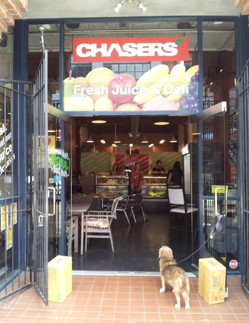 Chaser's Juice Vancouver closing