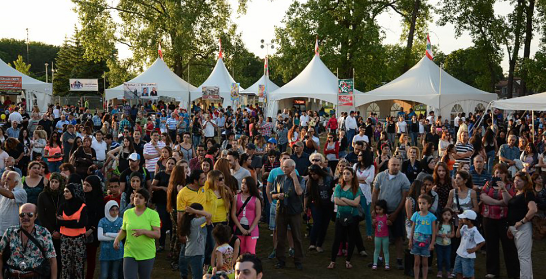 More than 40,000 expected at the 16th annual Lebanese Festival