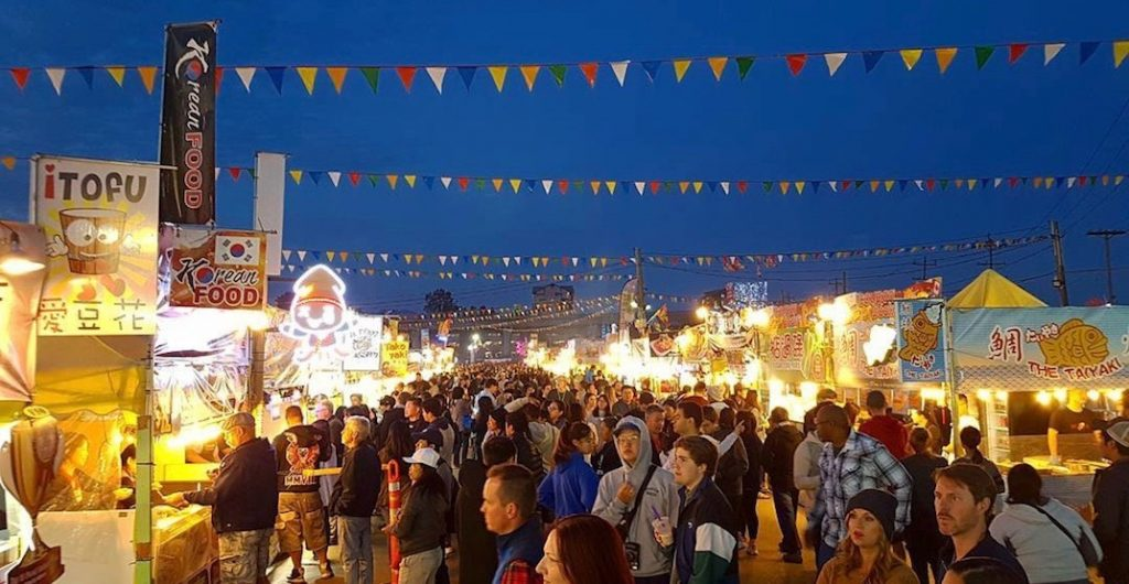 Richmond Night Market kicking off