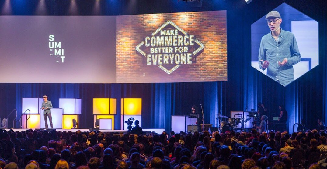 Shopify is bringing its annual conference back to Toronto