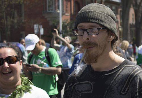 World Marijuana March