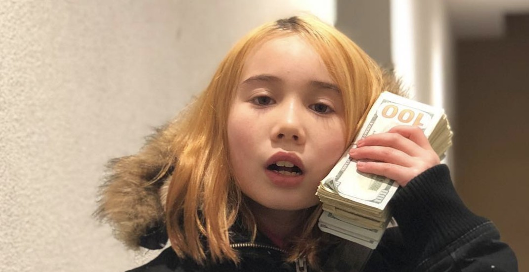 Lil Tay returns to social media after weeks of silence