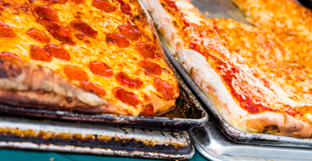There's an epic Pizza Fest just north of Toronto this summer