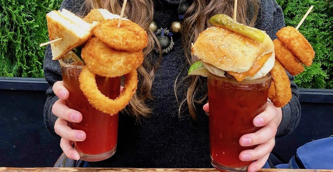 Where to get the best Caesars in Vancouver