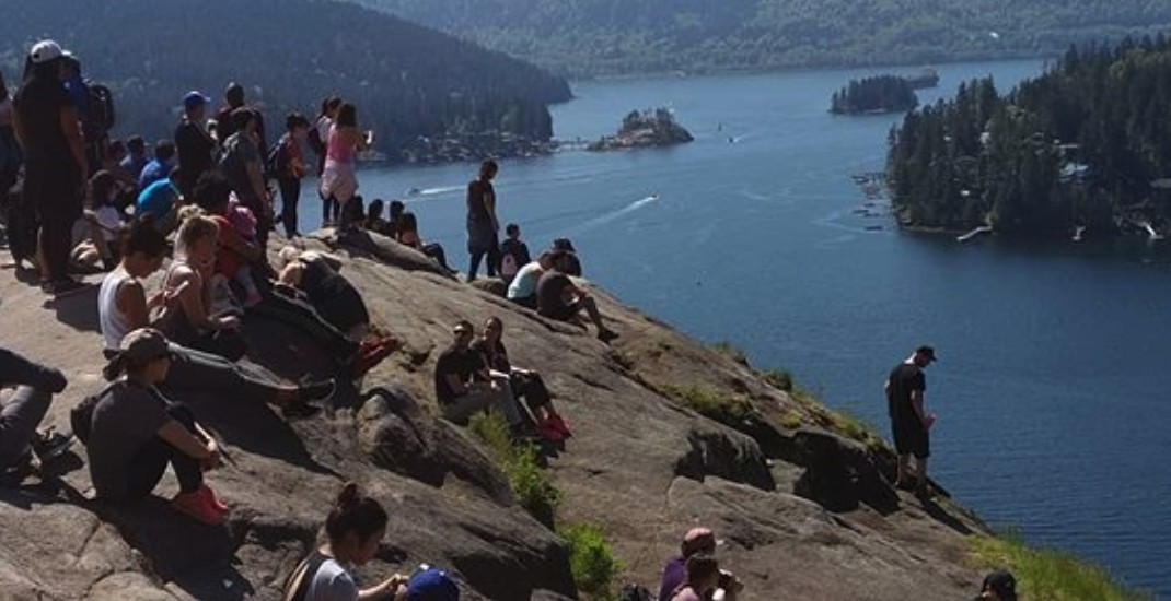 District of North Vancouver will limit number of hikers allowed on Quarry Rock