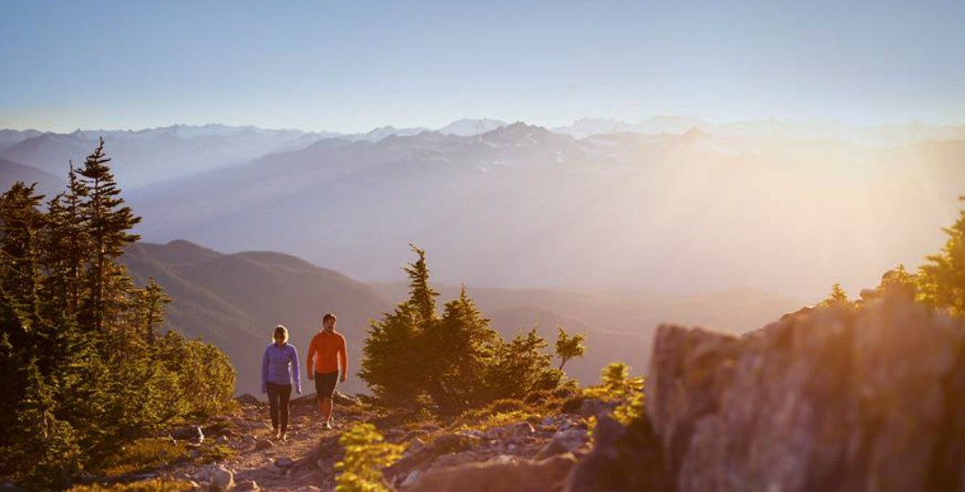 This is the absolute best time to visit Whistler this summer