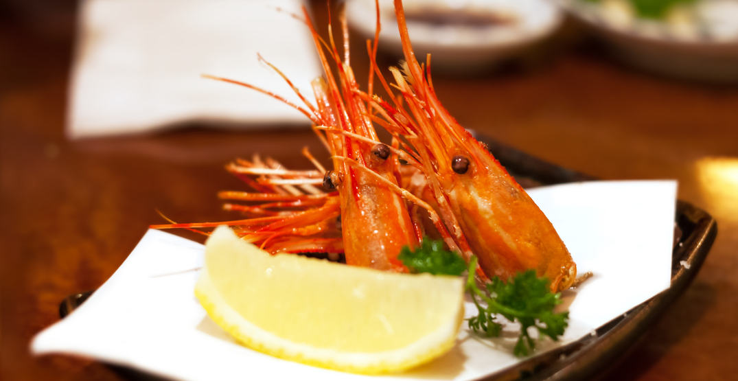 Where to get the best spot prawn dishes in Vancouver