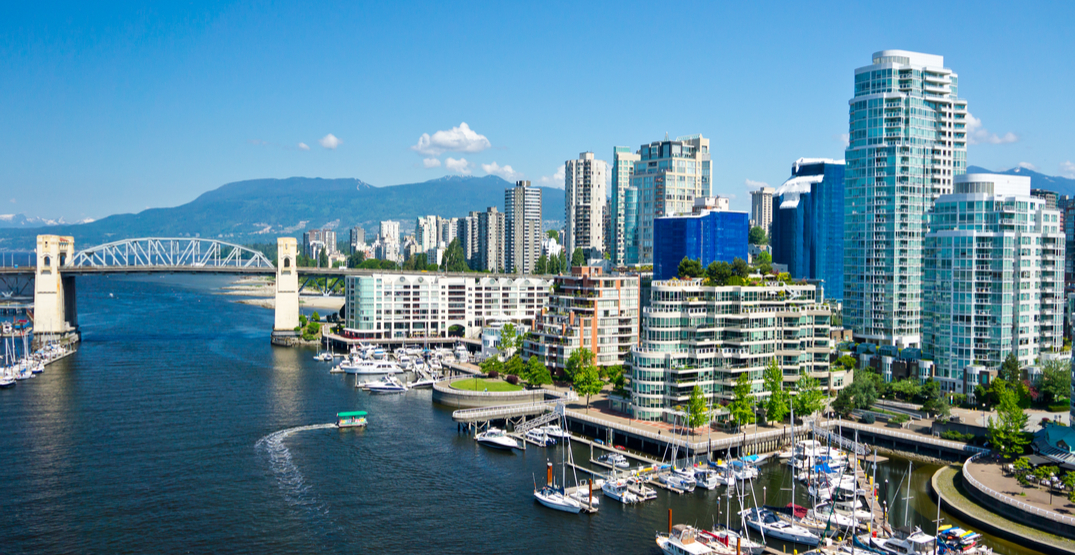 Vancouverites are complaining the city currently smells like sh*t