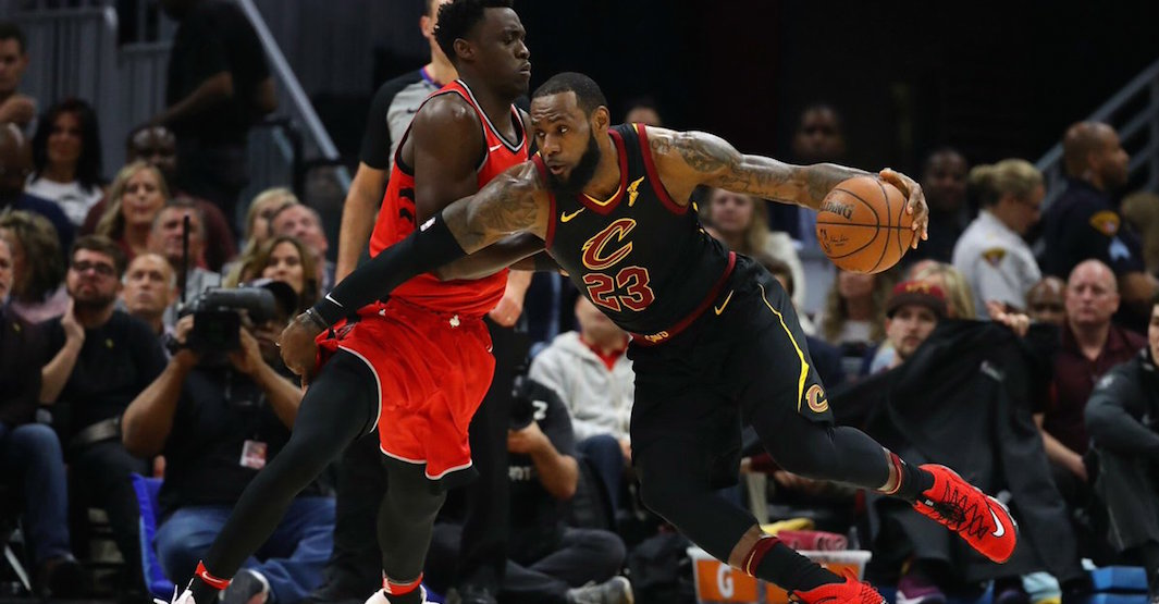 Raptors season ends with a whimper after four-game sweep to Cavs