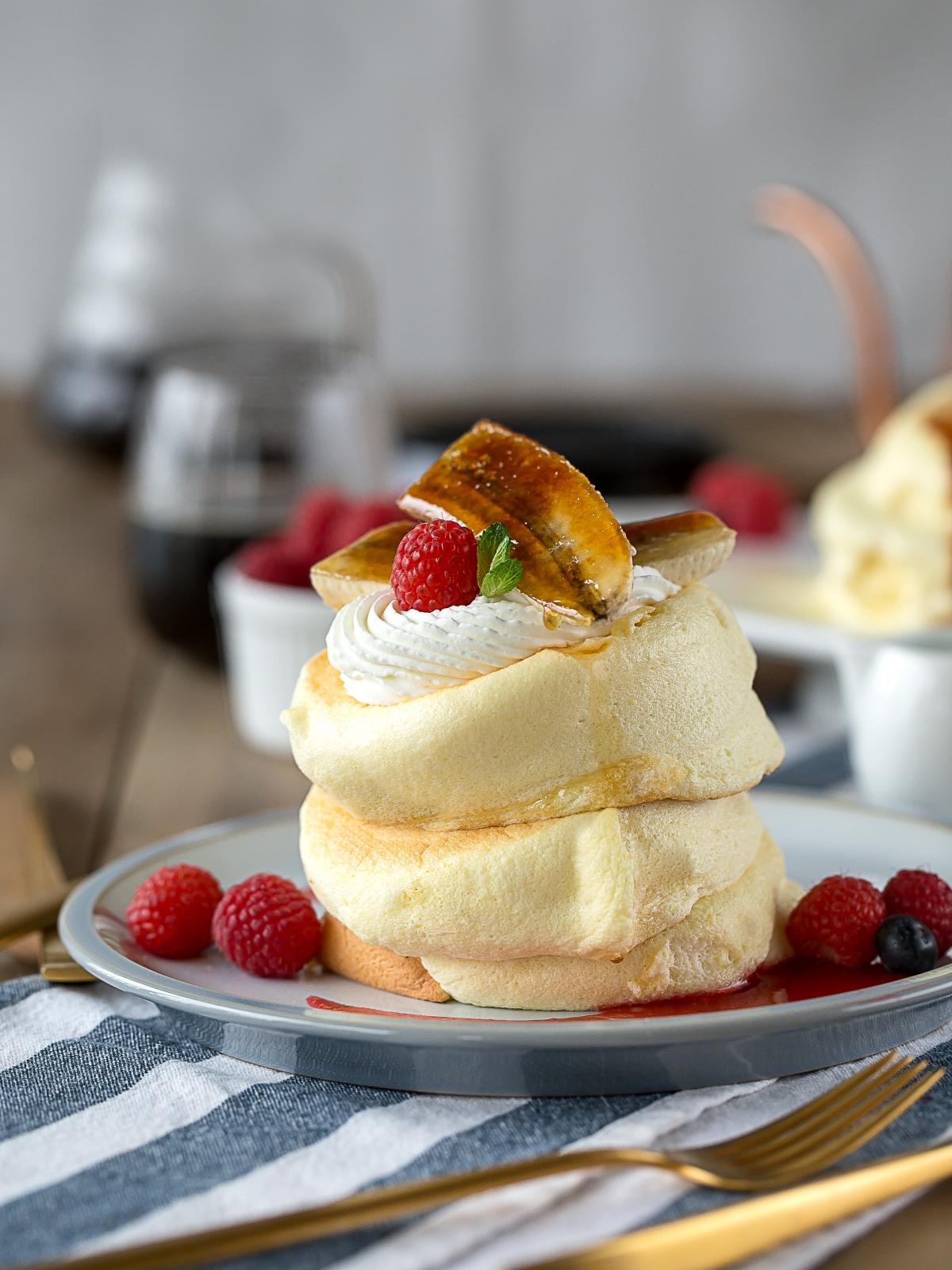 soufflee pancakes