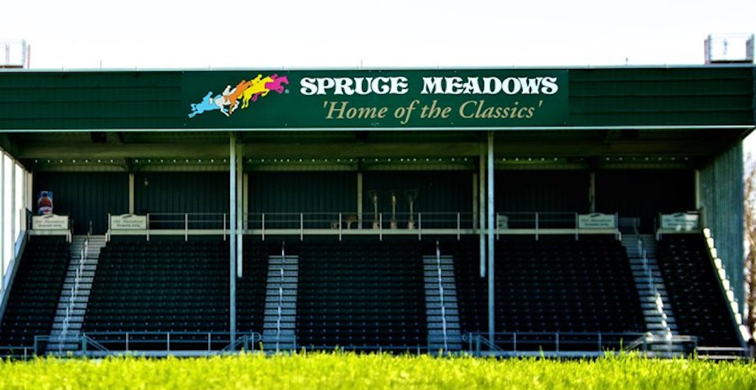 Spruce Meadows to see pro soccer stadium by next spring