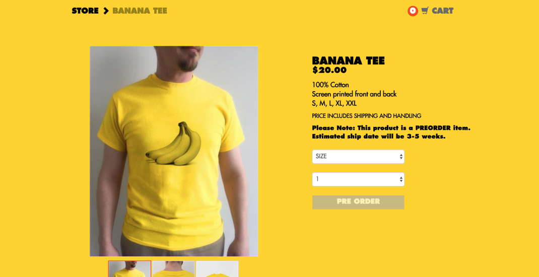 a89b66538646d No Frills just launched a clothing line for people who are frugal ...