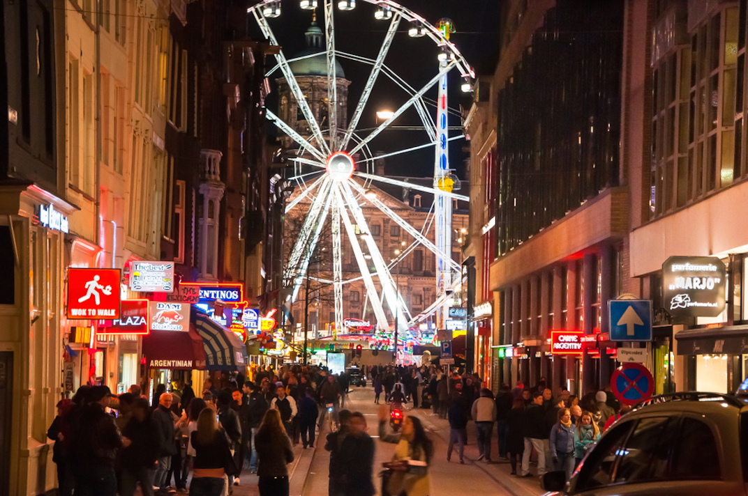 Amsterdam Nightlife