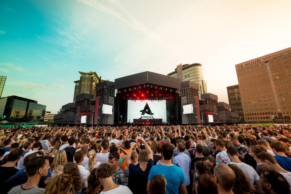 Sky City Music Festival Amsterdam