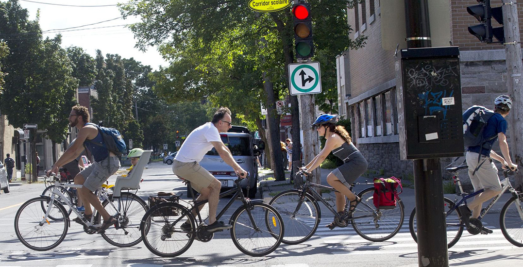 Montreal police increase pedestrian and cyclist enforcement to prevent roadside deaths