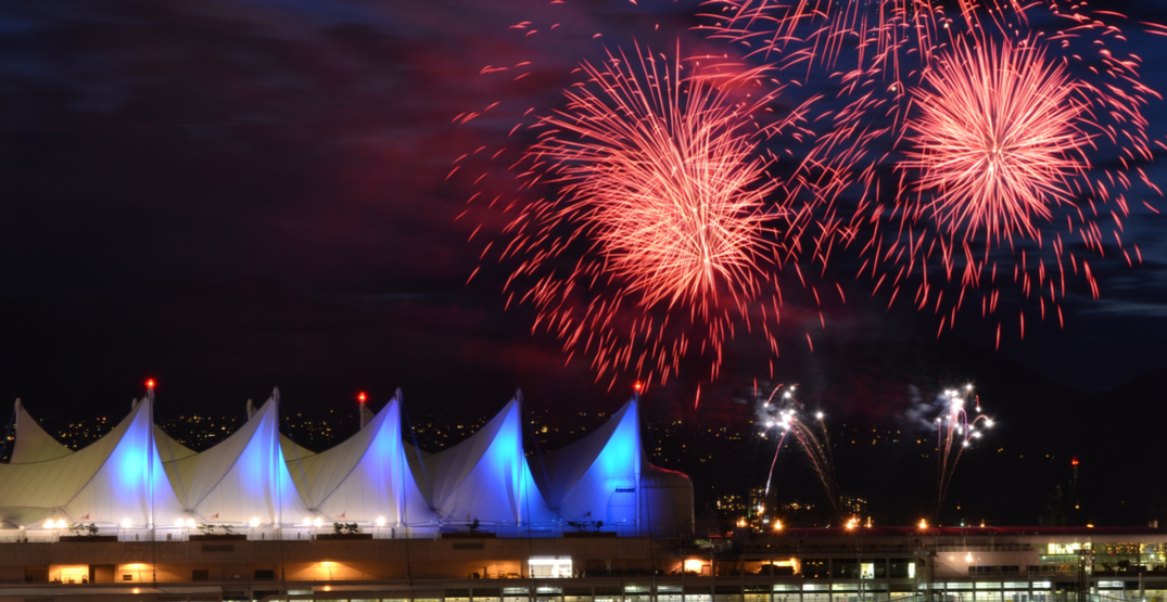 Find out which Metro Vancouver cities allow fireworks on Halloween (MAP)