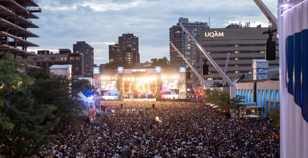 Montreal's massive French music festival returns next month