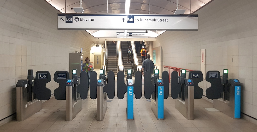 Fare gates helping Transit Police catch criminals with outstanding warrants