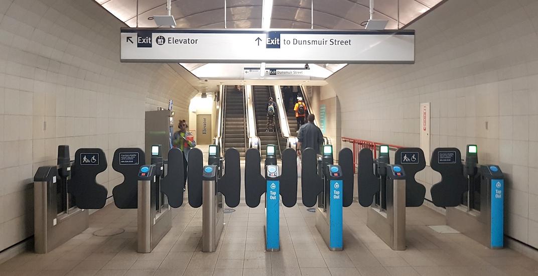 SkyTrain Granville Station