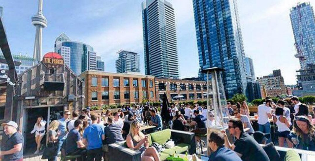 This Toronto rooftop patio is having a grand opening party on May 17