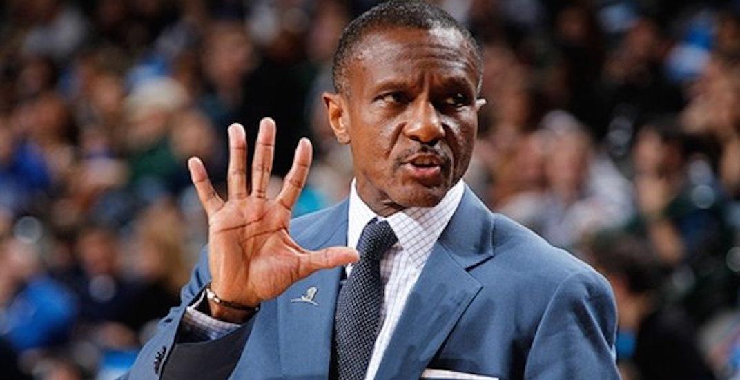 Raptors coach dwane casey