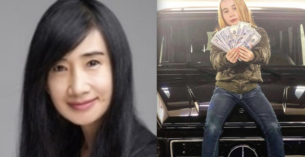 Momager for Instabrat 'Lil Tay' fired from Vancouver real estate firm