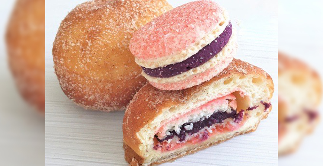 This Calgary bakery just made macaron doughnuts a thing