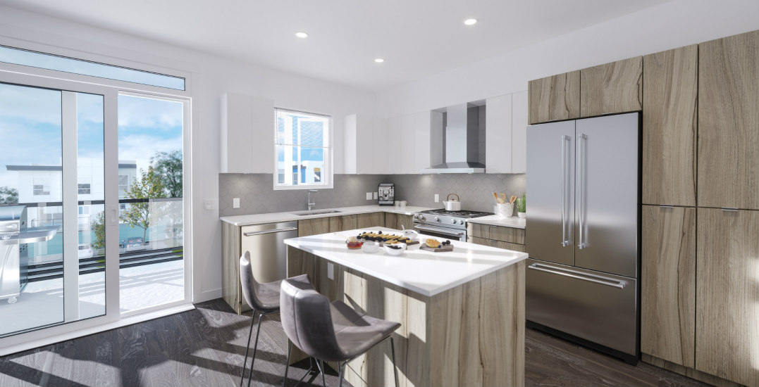 This Langley development has townhomes starting at $599,900